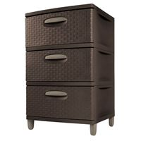 UNIT 3- DRAWER WEAVE ESPRESSO