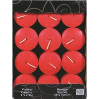 15X2 FLAT VOTIVE APPLE CINN