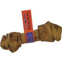 TREAT KNOT RAWHIDE PEANUT 7IN