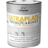 California 52900-4 Ultraplate Trim and Cabinet Paint