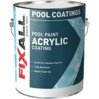 California Waterborne Acrylic Swimming Pool Paint