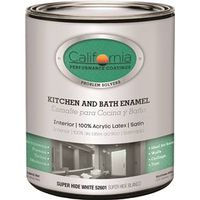 California 52601-4 Kitchen and Bath Enamel Paint