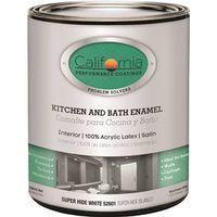 California 52601-4 Kitchen and Bath Enamel Paint