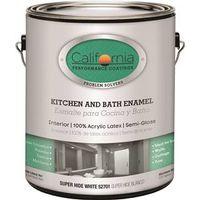 California 52701-4 Kitchen and Bath Enamel Paint