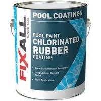 California Waterborne Chlorinated Rubber Swimming Pool Paint
