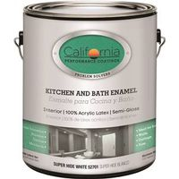 California 52701-1 Kitchen and Bath Enamel Paint