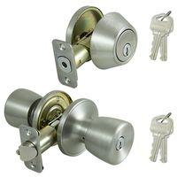 DOOR ENTRY/BOLT TULIP S/S KA2