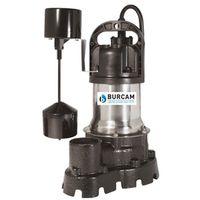 Bur-Cam 300526 Submersible Sump/Effluent Pump
