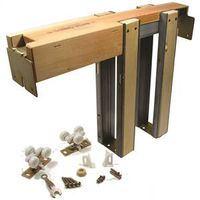 Johnson Hardware 1500 Pocket Door Frame Kit