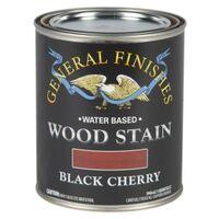 STAIN WOOD BLACK CHERRY 1QT