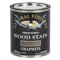 STAIN WOOD GRAPHITE INTR 1QT