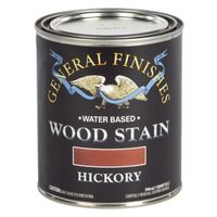 STAIN WOOD HICKORY INTR 1QT