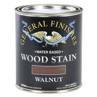 STAIN WOOD INTERIOR WALNUT 1QT