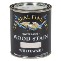 STAIN WOOD WHITEWASH INTR 1QT