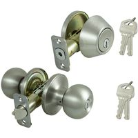 DOOR ENTRY/BOLT BALL SS KA2 VP