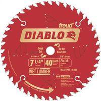Diablo D0740A Circular Saw Blade