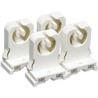 SOCKET NON SHUNTED 4 PACK
