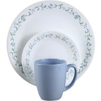 DINNERWARE 16PC COUNTRYCOTTAGE