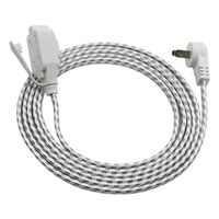CORD FAB GREY 16/2 SPT-2 9FT