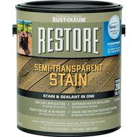 Rustoleum 287397 Restore Exterior Latex Stain