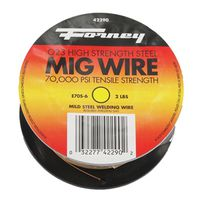 WIRE MIG 0.023 MILD STL