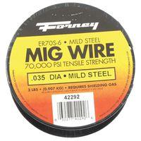 WIRE MIG 0.035 MILD STL