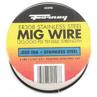 WIRE WELD SS MIG .030 IN 2LB