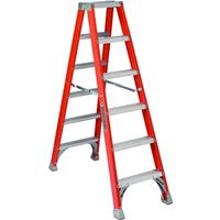 Louisville FM1500 Twin Step Ladder