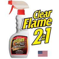 CLEANER GLASS&MASONRY USA 22OZ