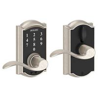 LEVER ENTRY TOUCH SATIN NICKEL