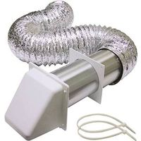 Lambro 1375W Preferred Hood Dryer Vent Kit