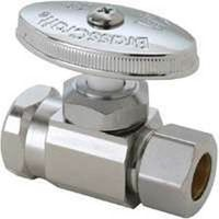 BrassCraft OR32X C1 Multi-Turn Straight Stop Valve