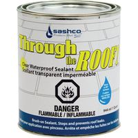 Through The Roof 14013 Roofing Sealant