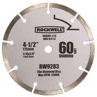 Rockwell RW9283 Compact Circular Saw Blade