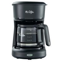 COFEEMAKER 5-CUP SWITCH BLACK