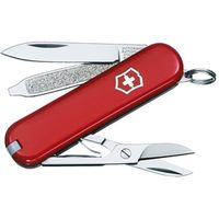 KNIFE POCKT 7-IN-1 RED 2-1/4IN