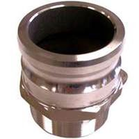 Abbott Rubber QF-200-DC Cam Lock Couplings