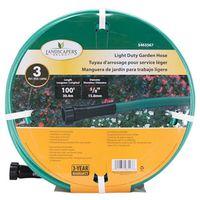 HOSE GARDN PVC 3PLY 5/8X100FT