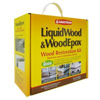 RESTORATION WOOD KIT 4QT