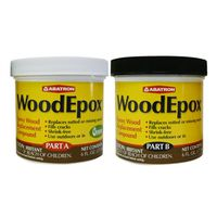 EPOXY WOOD PUTTY 12OZ
