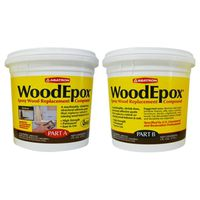 EPOXY WOOD PUTTY 2GALLON