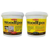 EPOXY WOOD PUTTY 2GALLON
