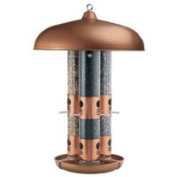 BIRD FEEDER TUBE TRIPLE COPPER