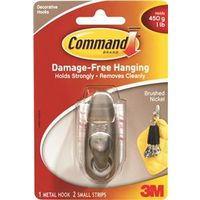 Command Forever Classic FC11 Small Decorative Hook