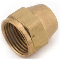 Anderson Metal 754014-05 Brass Flare Nut