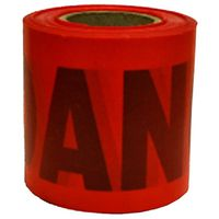 TAPE DANGER BRCD 2ML 3INX300FT