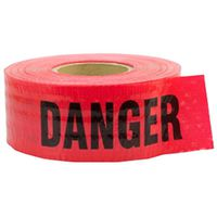 TAPE DANGER BRRCD 5M 3INX500FT