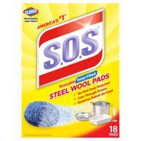SOS 98018 Soap Pad