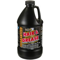 REMOVER DRAIN HAIR/GREASE 2LTR