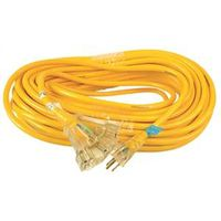 Woods 510020 SJTW Triple Outlet Outdoor Extension Cord
